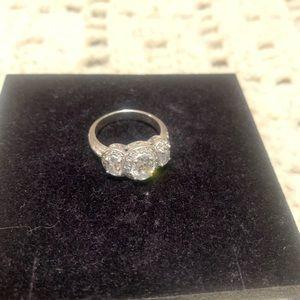 Tacori Sterling Silver Ring